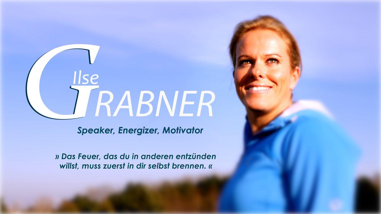 Ilse Grabner – Speaker, Energizer, Motivator