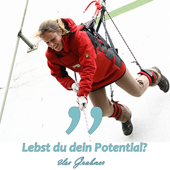 Lebst du dein Potential?